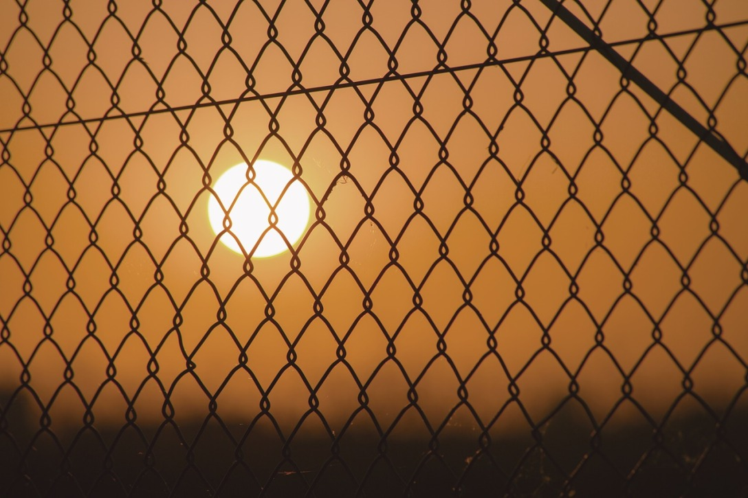 sunsetfence