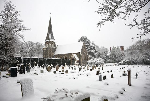 snowcemetary